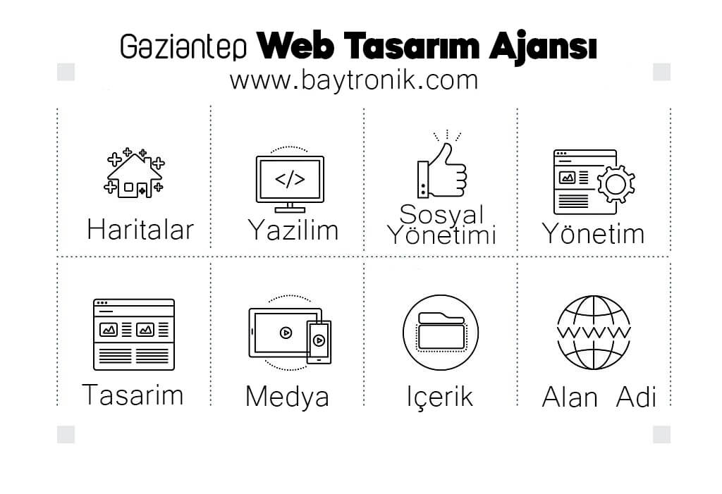 gaziantep web site tasarimi