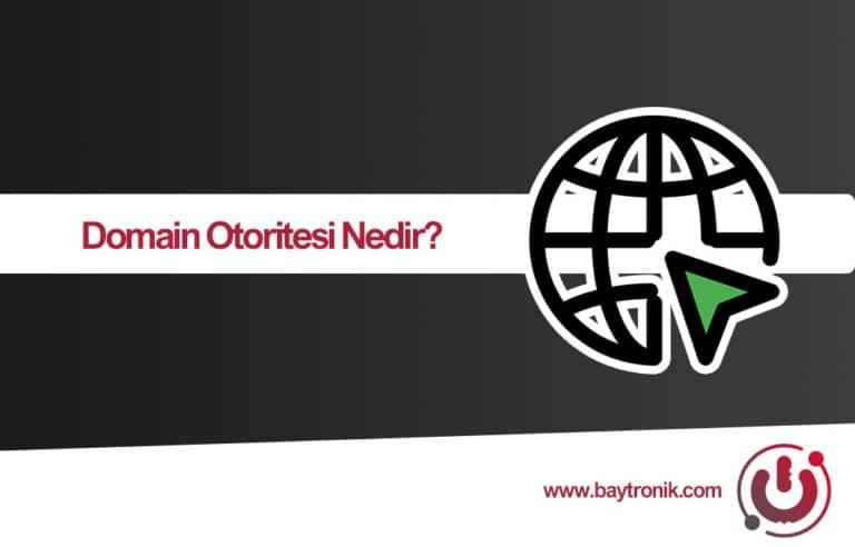 Domain Otoritesi Nedir?