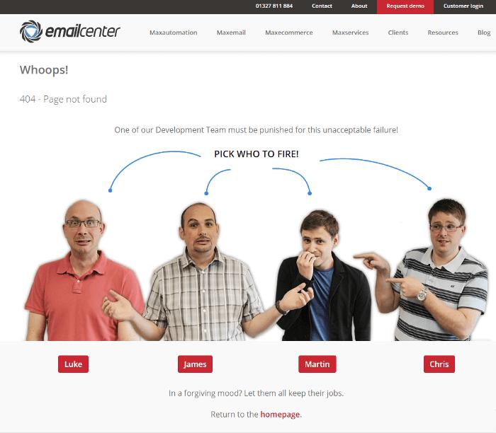 komik 404 hata sayfası