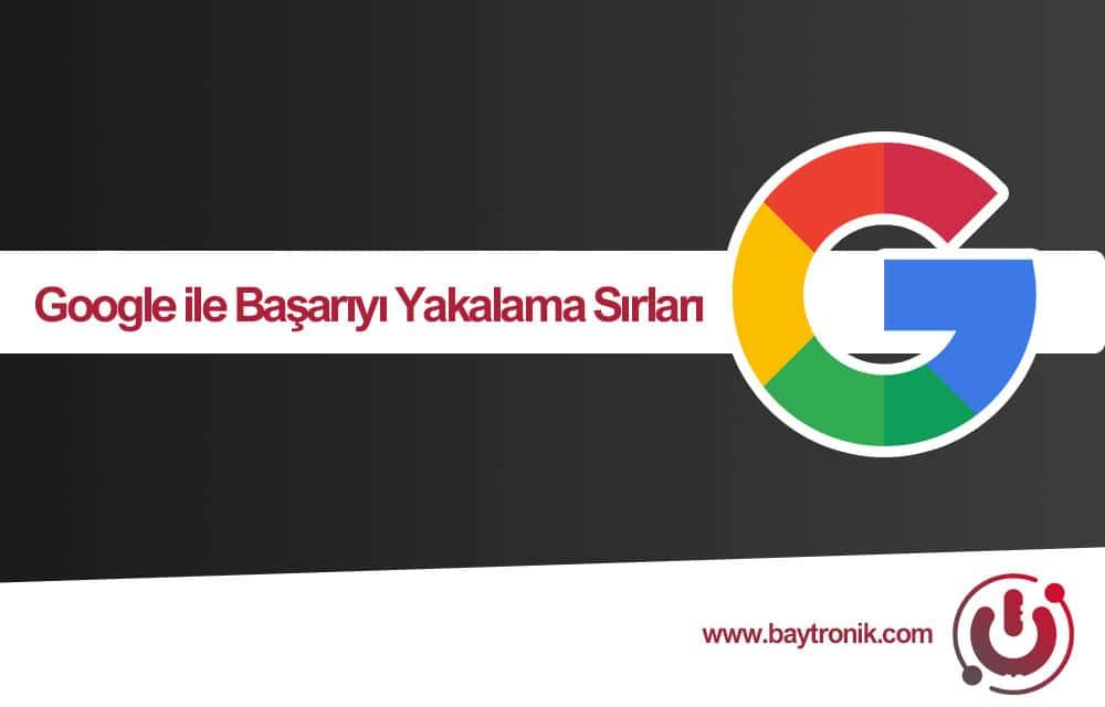 google ve basari