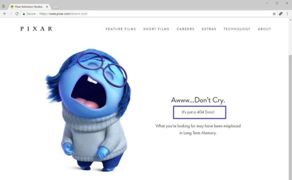 komik 404 hatası