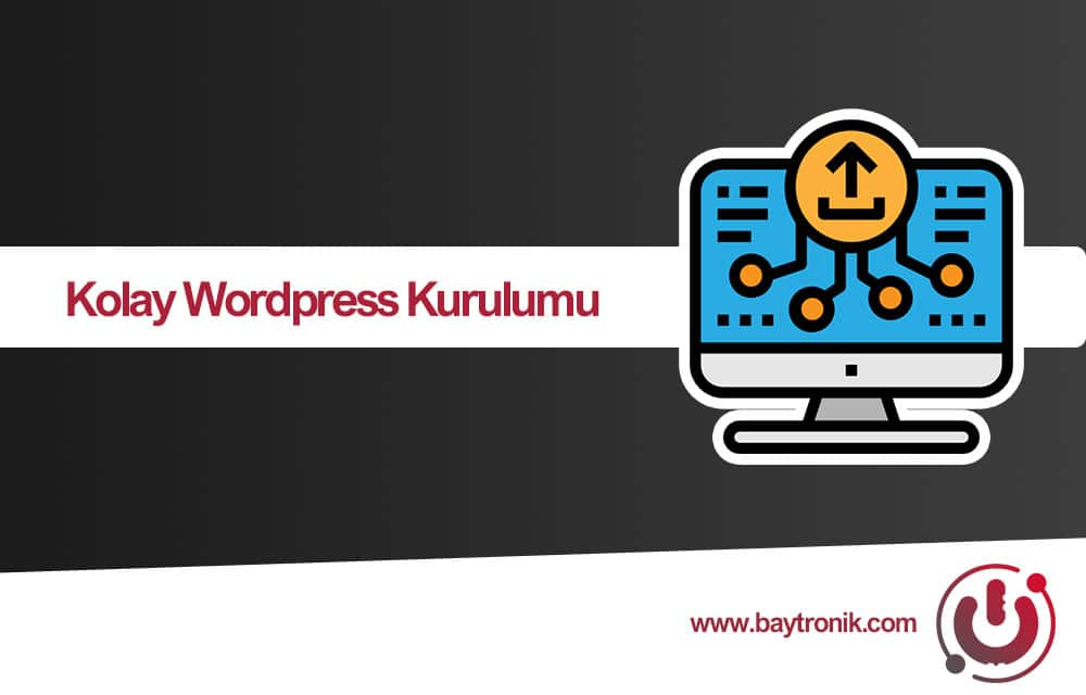 wordpress kurulumu 2